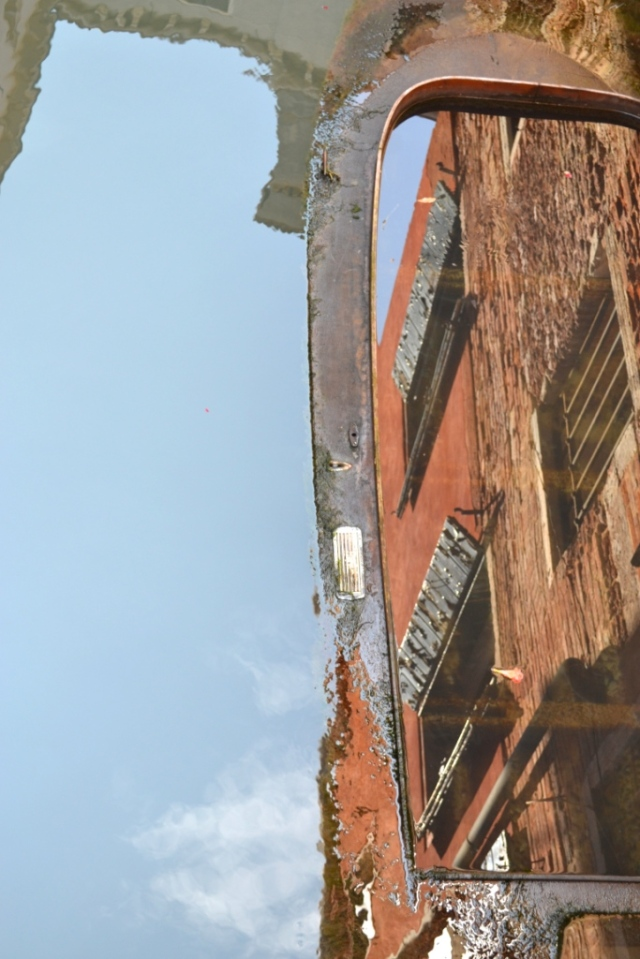 Entre ciel et eau, S. Pradervand, 2014