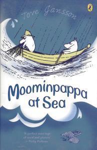 Moominpappa at sea, Puffinbooks