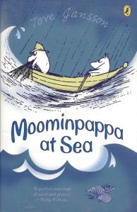 Moominpappa at sea, Puffinbooks