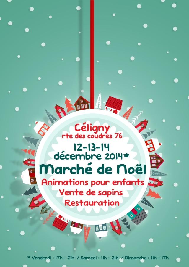 Marché de Noël de Céligny 2014