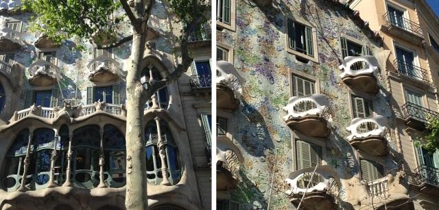 Casa Battlo, Gaudi